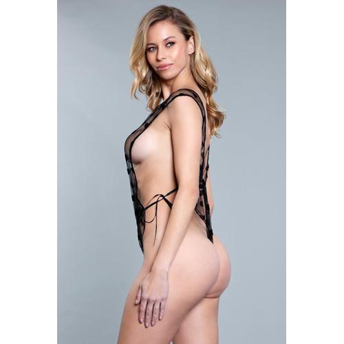 Natasha Body – Zwart – Be Wicked