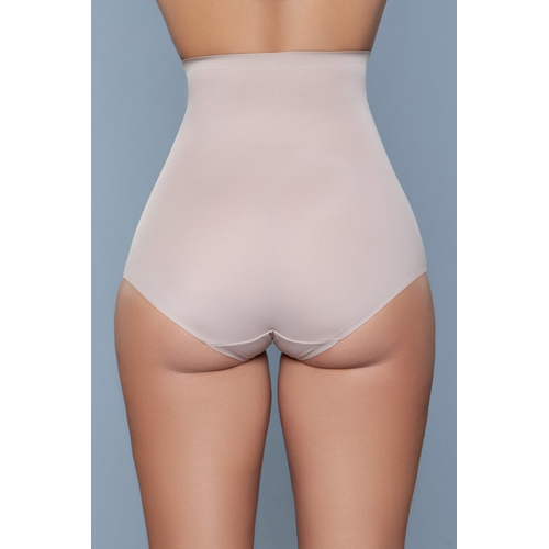 Waist Your Time Corrigerende Slip – Beige – Be Wicked