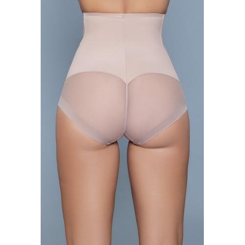 Peachy Soft Corrigerende Slip – Beige – Be Wicked