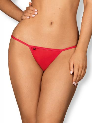 Giftella String – Rood – Obsessive
