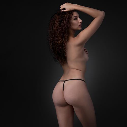 Underneath – Lucy Transparante String – Underneath