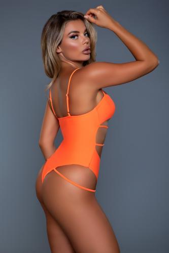 Venetia Badpak – Oranje – Be Wicked Swimwear
